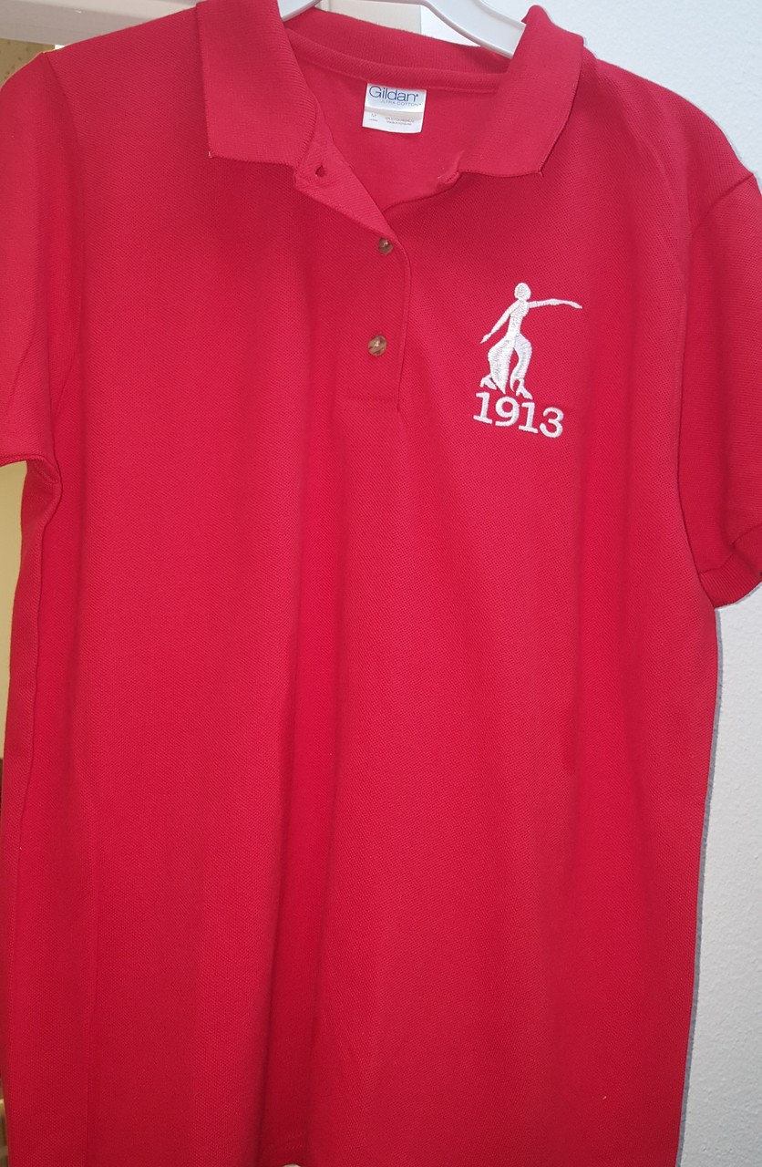 DST FORTITUDE POLO - RED