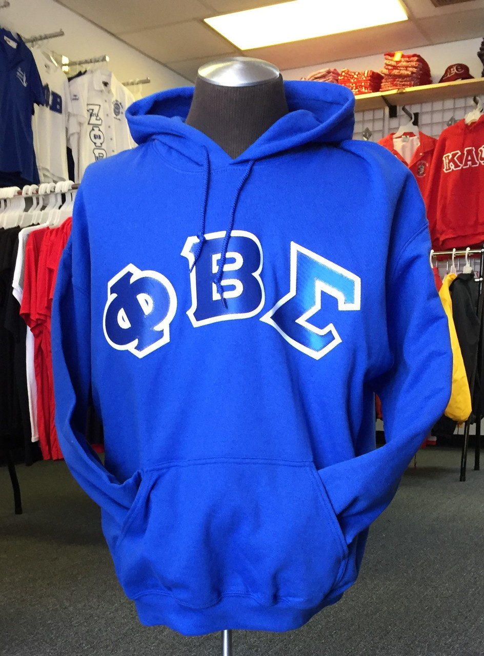 PBS SIMSTITCH - HOODIE ROYAL