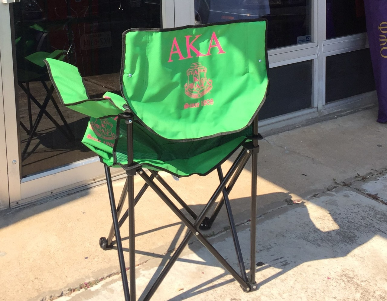 AKA LAWN CHAIR - GREEN