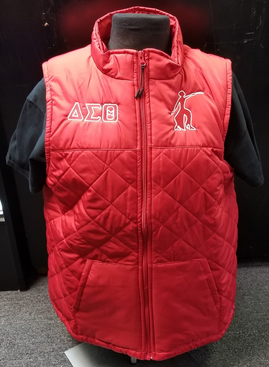 DST FORTITUDE VEST - RED