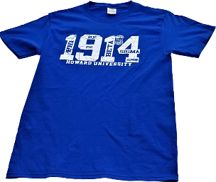 PBS 1914 Distressed - ROYAL