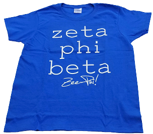 ZPB ZEE PHI CALL- LADIES ROY