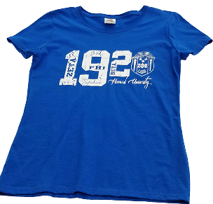ZPB 1920 Distressed - ROYAL