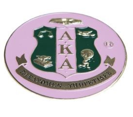 AKA CAR BADGE
