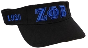 ZPB VISOR BLACK/ROYAL